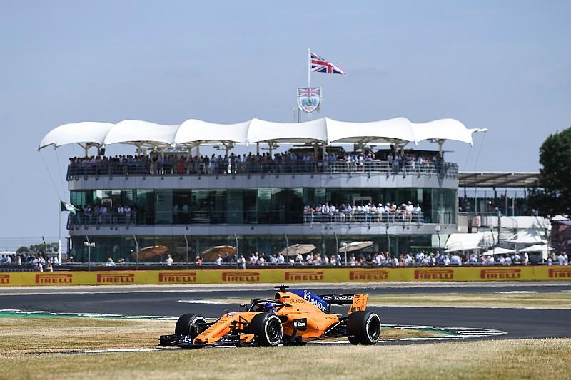"""Alonso: """"Ha sido la mejor clasificación de todo el año"""""""