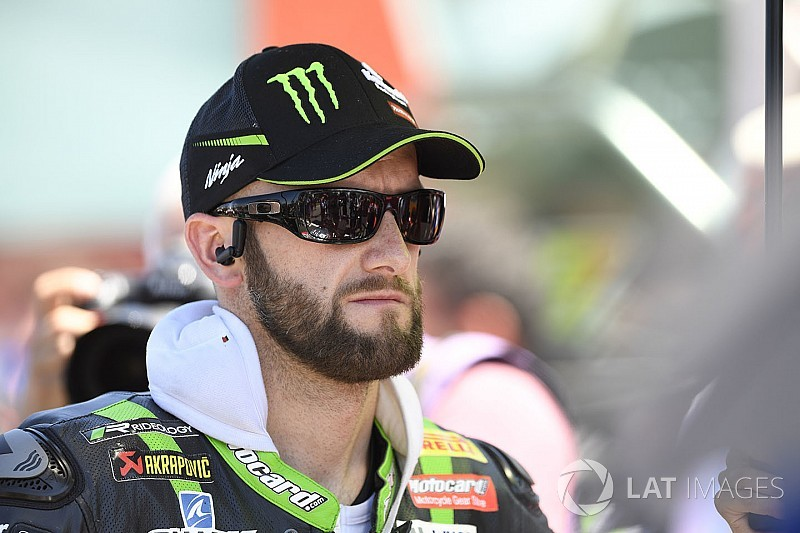 Sykes and Kawasaki to part ways at the end of 2018