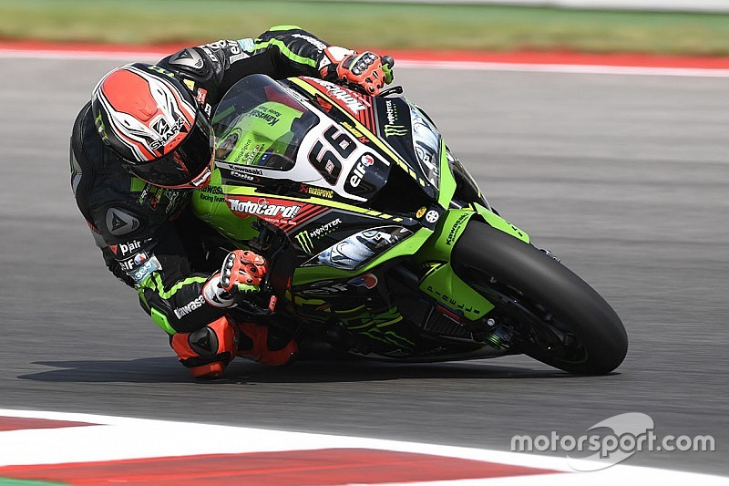 Tom Sykes costretto a saltare i test SBK di Portimao a causa di un infortunio