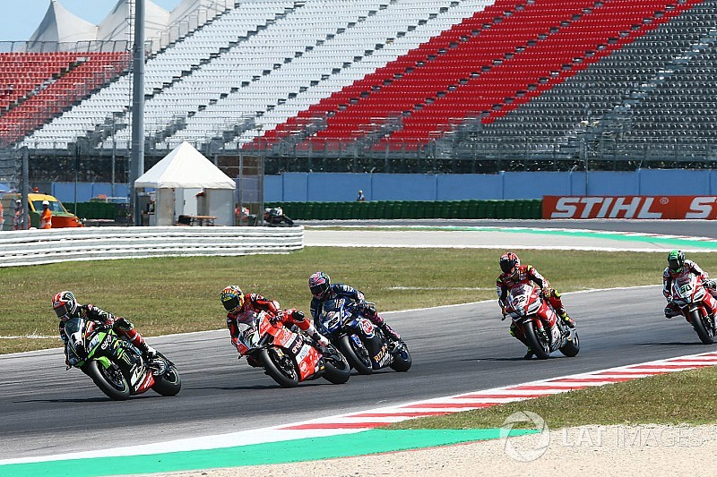 WSBK rule makers can't legislate for rider talent