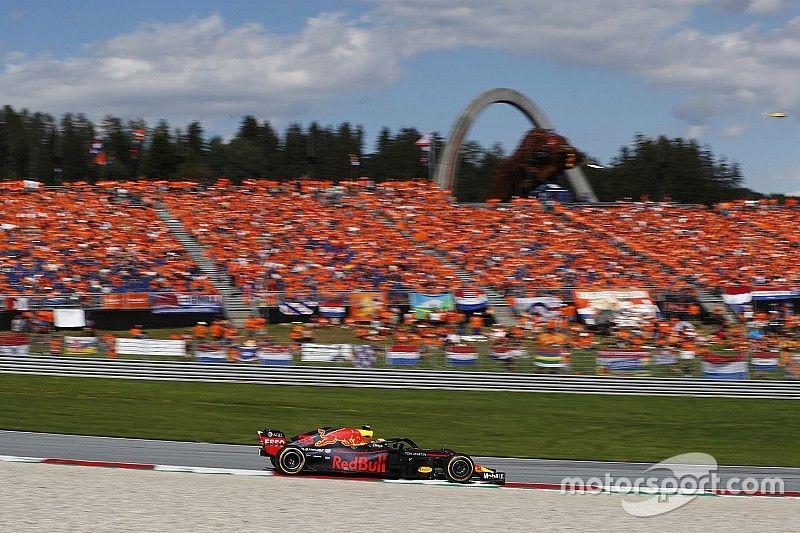 """Verstappen: """"Ha sido una victoria inesperada"""""""
