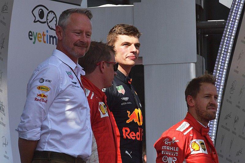 Verstappen también se lleva el 'Piloto del día' del GP de Austria 2018