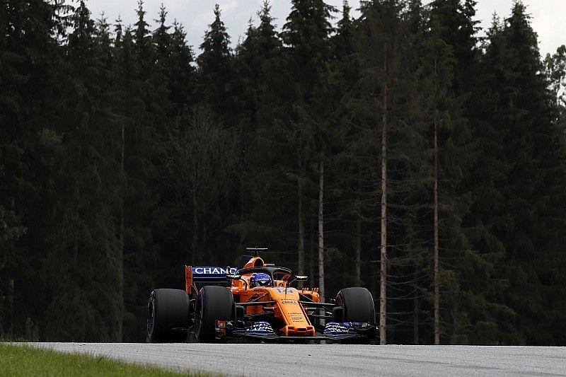 """Alonso: """"Não é bom ficar feliz largando em 13º"""""""
