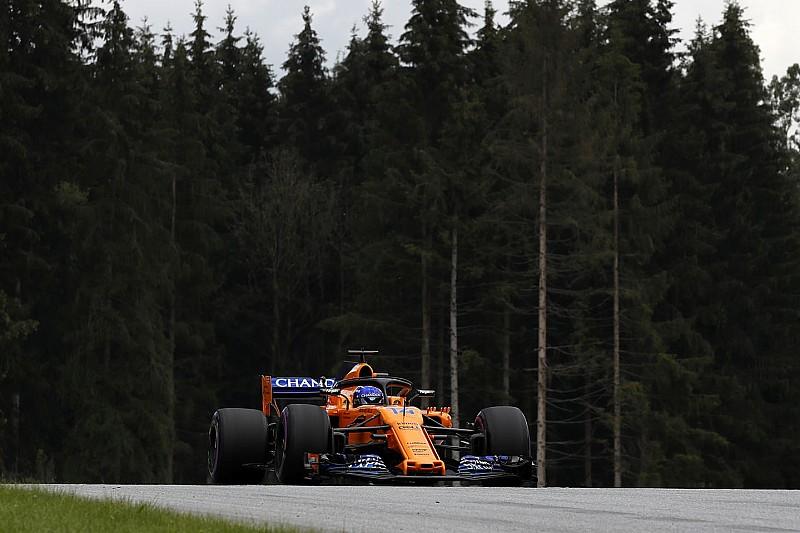 """Alonso: """"No está bien estar contento saliendo el 13º, pero..."""""""