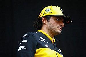 Сайнс вновь остался недоволен тактическими действиями Renault в гонке