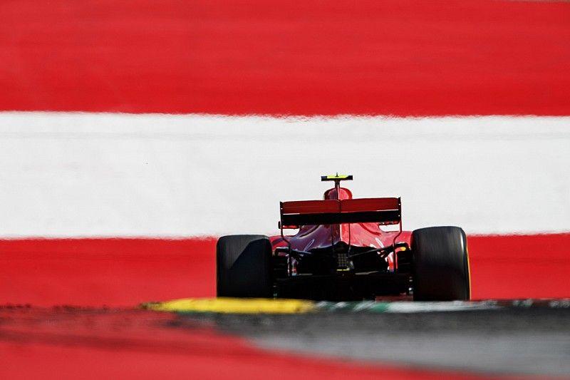 Ferrari met nieuwe vloer naar Britse Grand Prix