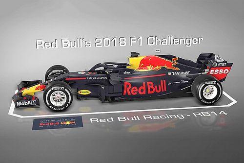 Video: Red Bull'un 2018 için yaptığı agresif değişiklikler