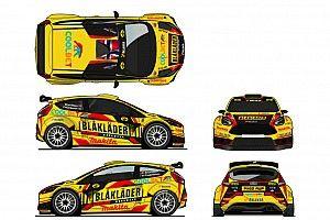 Eyvind Brynildsen tenta una nuova avventura con la Fiesta R5