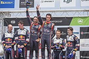 WRC Réactions Neuville :