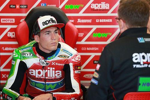 """Espargaro blasts """"crazy"""" Mugello Turn 1 after Pirro crash"""
