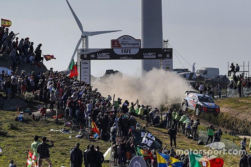 El regreso de Arganil marca el Rally de Portugal 2019