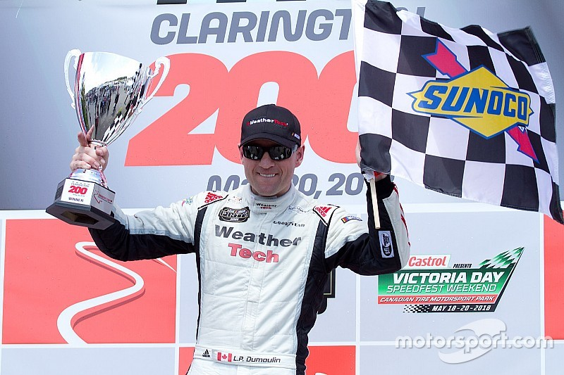 LP Dumoulin secures WeatherTech Canada partnership for three years