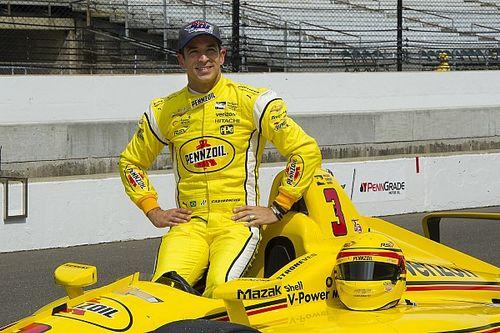 Penske bestätigt: Helio Castroneves auch 2019 beim Indy 500