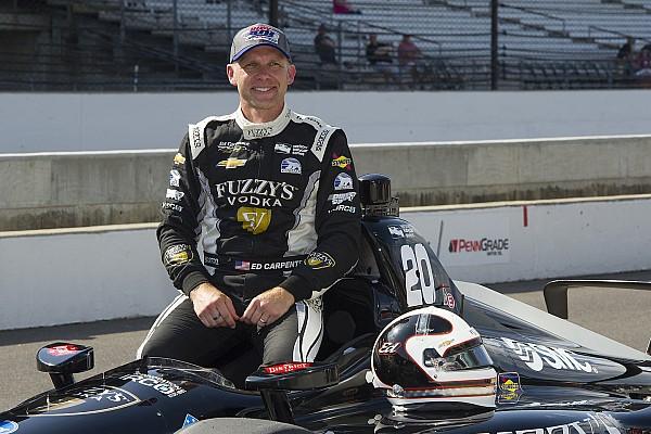 IndyCar Últimas notícias Carpenter é pole da 102ª edição da Indy 500; Helio é 8º