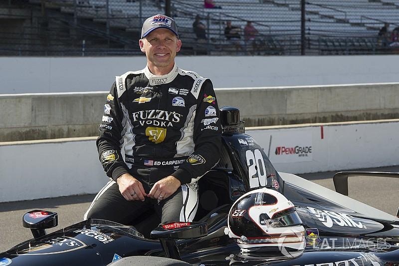 Indy 500: Carpenter verslaat Penske en pakt voor derde keer pole