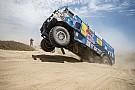 Дакар-2018, Етап 4: найкращі світлини вантажівок