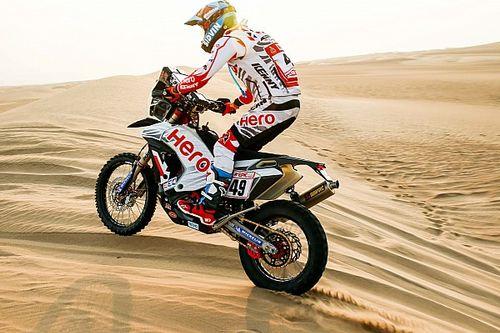 Desert Storm: Mishra passes Rana for lead, Santosh holds Moto top spot