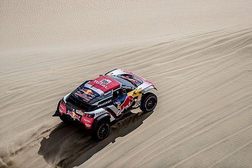 """Dakar, Despres: """"La 3008DKR Maxi si è comportata bene negli spazi aperti"""""""