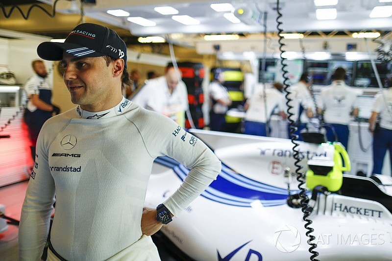 "Massa was a ""great reference"" for Williams - Lowe"