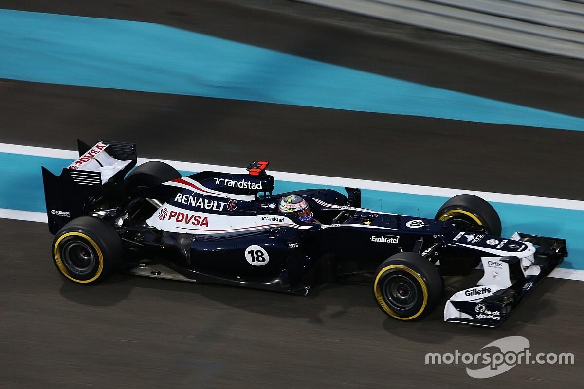 Williams, lacivert-beyaz renk düzenine dönmeyi planlıyor