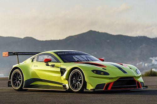 Fotogallery: ecco la nuova Aston Martin Vantage GTE