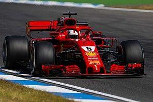 Vettel profeta in patria a Hockenheim, Hamilton rompe la Mercedes ed è 14esimo!