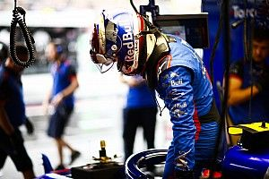 Csalódott a Toro Rosso, mindkét versenyzőjük kiesett a Q1-ben