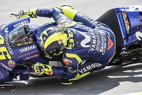 Rossi: Poderemos ter outra corrida em grupo, como em Assen