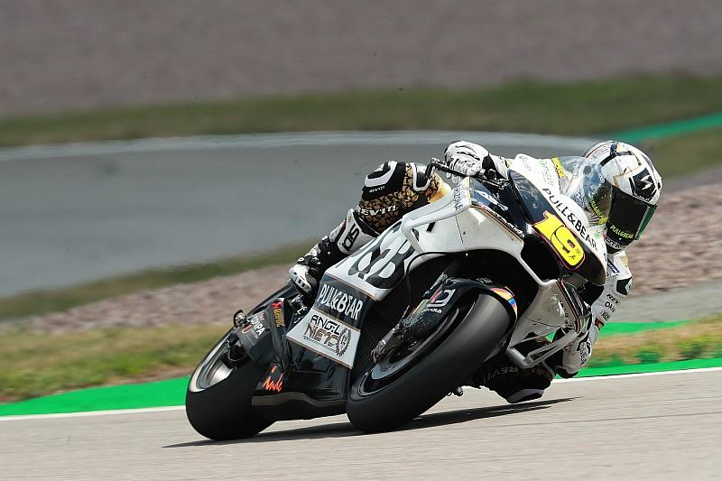 Brigando por vaga na MotoGP, Bautista celebra 5º na Alemanha