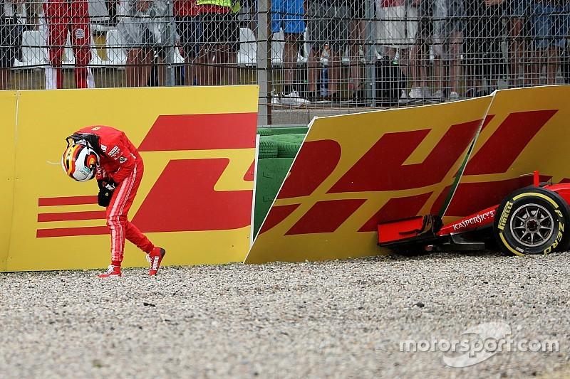 "Vettel: ""No tendré problemas para dormir esta noche"""
