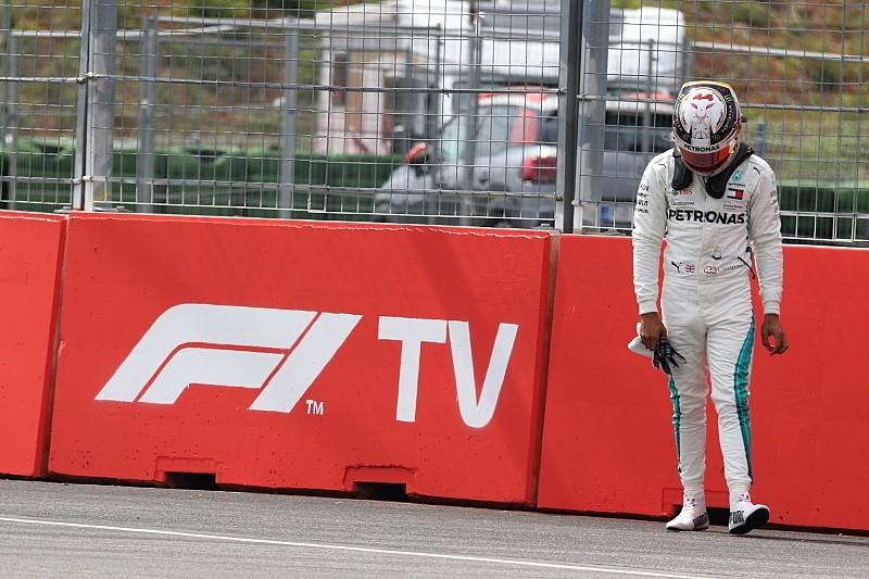 """Rosberg: """"Mi preoccupa il linguaggio del corpo di Hamilton visto nelle ultime gare"""""""