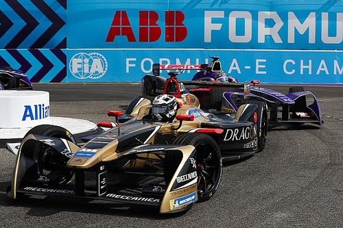 "Lotterer ""messed up"" Techeetah's Formula E title chance"