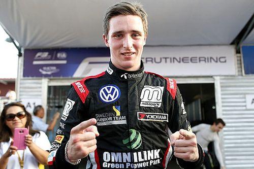 F3 Macau: Eriksson nipt voor Norris in tweede kwalificatie