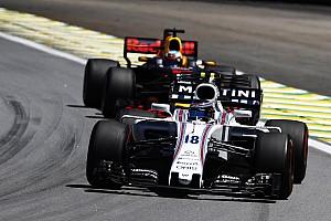 Formule 1 Actualités Williams précise les problèmes moteur rencontrés par Stroll