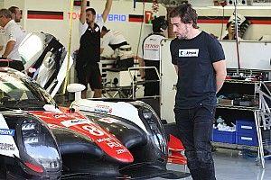 GALERI: Tes pemula WEC Fernando Alonso bersama Toyota