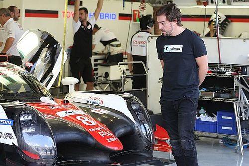 """Alonso: """"Ho bisogno di più tempo per adattarmi ai prototipi"""""""