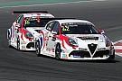 TCR Finale consistente per le Alfa Romeo a Dubai
