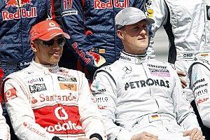 "Ex-Mercedes: Hamilton tem ""ambiente superior"" ao que Schumi teve"