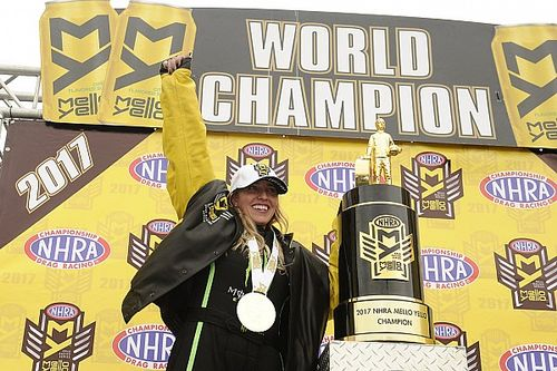 Brittany Force released from hospital following Pomona shunt