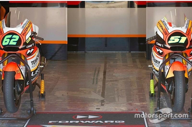 Forward Racing: a Jerez il via all'era Manzi-Granado!