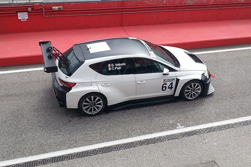 Franco Nespoli, a Misano il debutto nel TCR Italy con la Cupra DSG di BD Racing