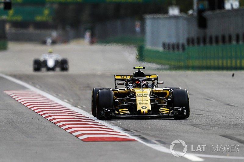 Sainz signe le meilleur résultat de Renault depuis son retour