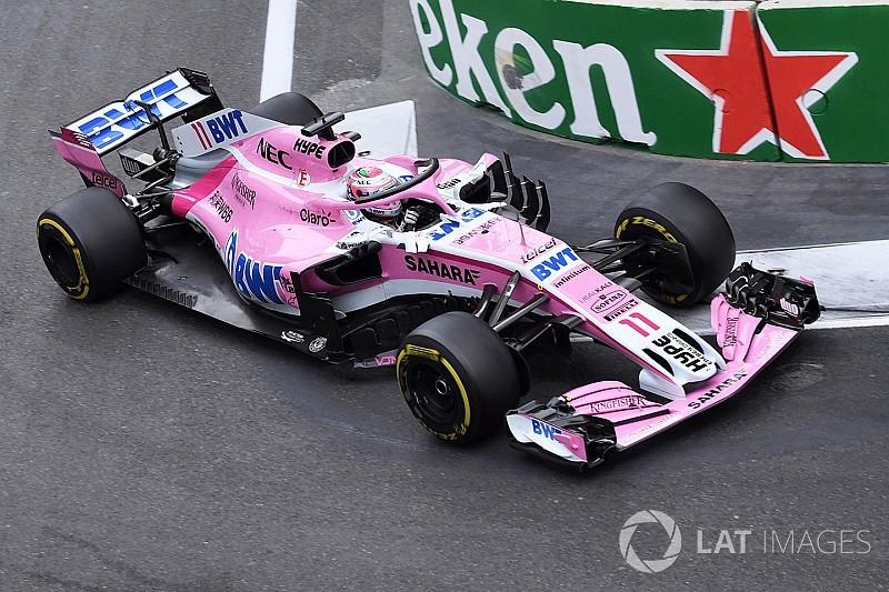 Force India: Sonuçlar tesadüf değil