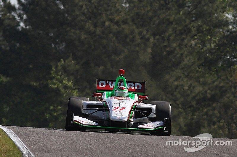 O'Ward lidera el 1-2-3 de Andretti Autosport