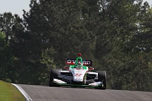 Patricio O'Ward guida la tripletta Andretti in Gara 1 a Mid-Ohio