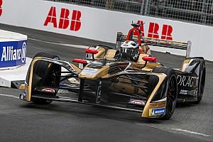 Formule E Nieuws Lotterer bestraft voor crash in slotronde ePrix Parijs