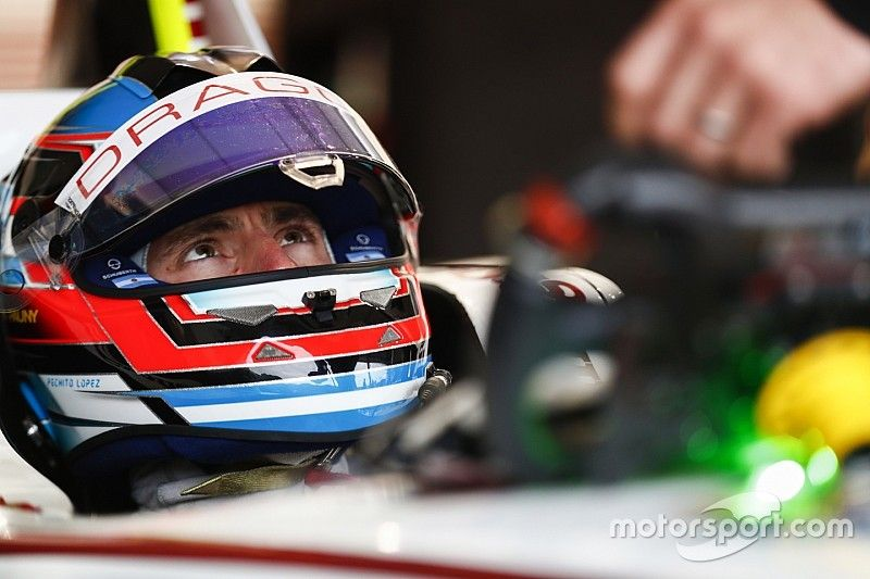 Pechito López sigue en Dragon para la Fórmula E 2018/19