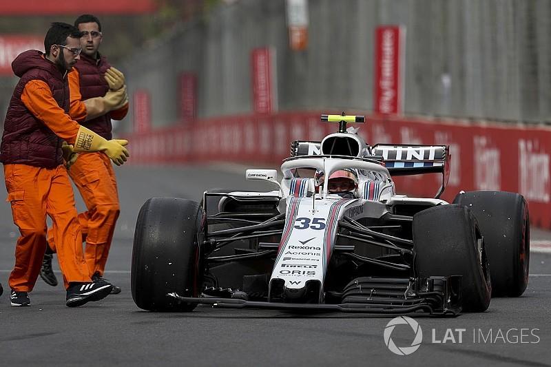 Williams wil dat FIA meerdere incidenten in Baku opnieuw bekijkt