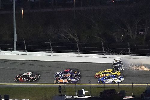 "Almirola: ""My heart is broken"" after final-lap crash in Daytona 500"