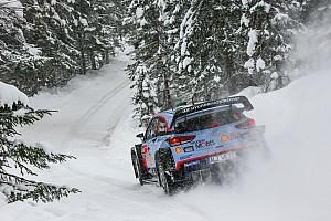WRC: il Rally di Svezia potrebbe svolgersi più a nord nel 2021